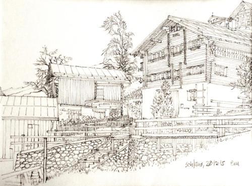 Skizze Schlans 15-12-28 b Lukas Mosimann